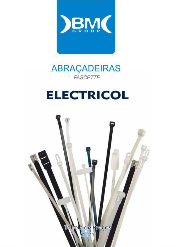 BM Group Abraçadeiras plásticas para material elétrico