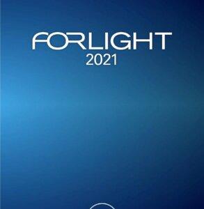 Forlight - Catálogo de iluminação 2021. Luminárias decorativas. Apliques de parede. Luz para exterior.