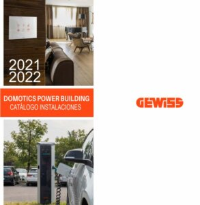 Gewiss Power Building Instaçaões elétricas