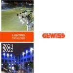 Gewiss Lighting 2021 - 2022 Catálogo Iluminação