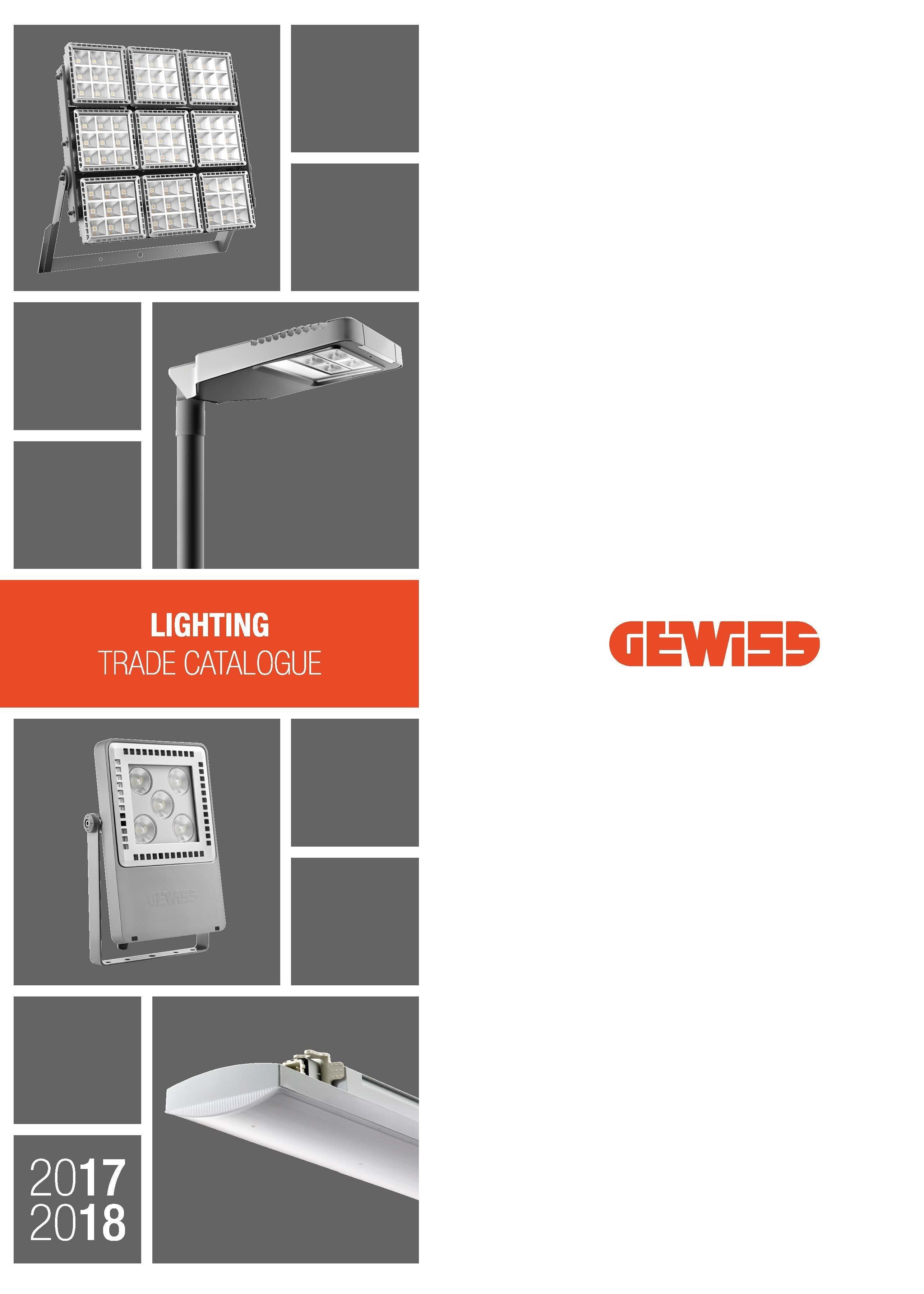 05 gewiss lighting electricol. Black Bedroom Furniture Sets. Home Design Ideas