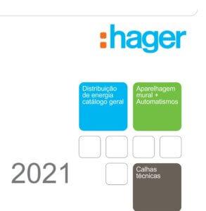 Hager 2021 Catálogo Geral
