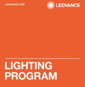 Gama de iluminação completa da Ledvance - Osram