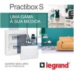 Practibox S - Quadros Legrand