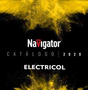 Catálogo de de iluminação Navigator 2020