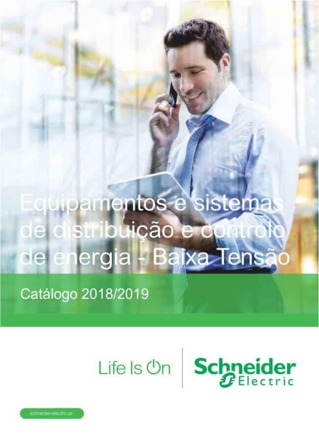 Schneider - Distribuição e Controlo de Energia de Baixa Tensão