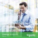 Schneider Catálogo de Distribuição e Controlo de Energia - Baixa Tensão