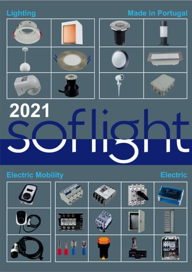 Soflight 2021 - Catálogo de Iluminação
